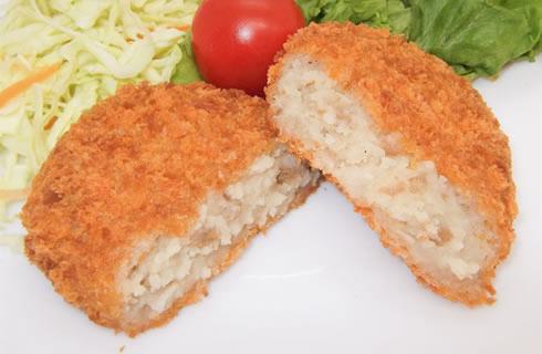 お祭りコロッケ(牛肉)60調理例